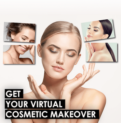 Virtual Cosmetic Makeover - Lip Doctor
