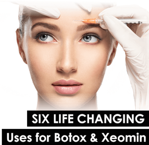 Six Life Changing Uses for Botox